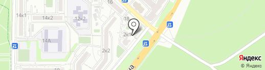 Дом стоматологии на карте Пятигорска