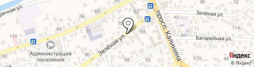 Банкомат, Сбербанк, ПАО на карте Свобод