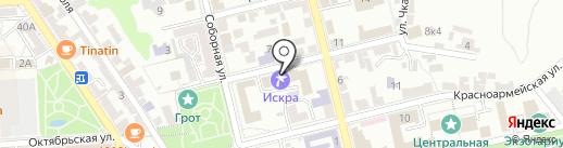 Изюминка на карте Пятигорска