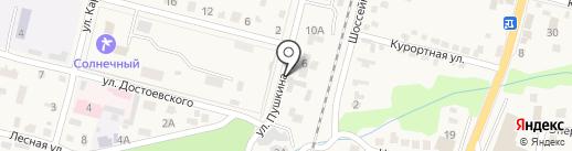 Престиж на карте Железноводска