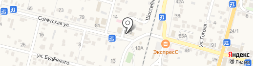 У Карины на карте Железноводска
