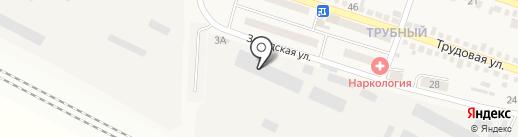 Прибой на карте Анджиевского
