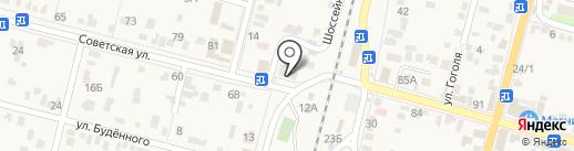 Агрокомплекс на карте Железноводска
