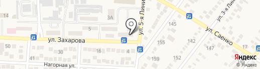 Ассорти на карте Горячеводского