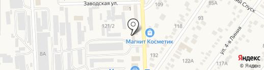 Эксперт КМВ Плюс на карте Горячеводского