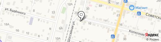 Рембыттехника на карте Железноводска