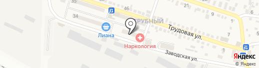 Краевой клинический наркологический диспансер на карте Анджиевского