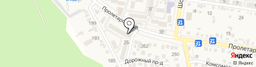 МаRKет на карте Железноводска