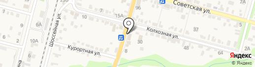 Праздничный коктейль на карте Железноводска