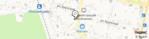 Репетитор на карте Железноводска