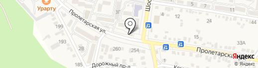 Домашние курочки на карте Железноводска