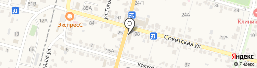L-foto на карте Железноводска
