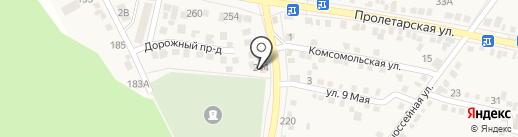 Медгарант на карте Железноводска