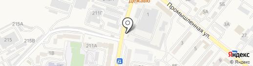 Вита1 на карте Железноводска