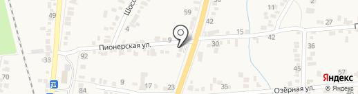ELF на карте Железноводска