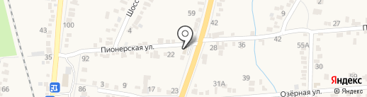 Oil auto на карте Железноводска