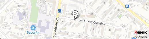 Солнышко на карте Железноводска