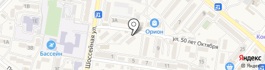 Фарма-Маг на карте Железноводска