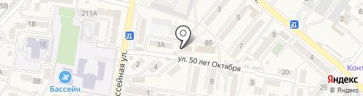 МедЛидер на карте Железноводска