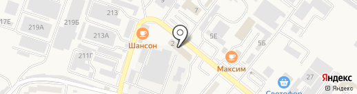 Аромат на карте Железноводска
