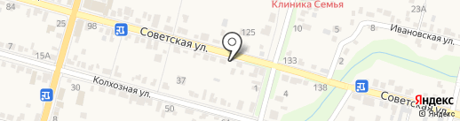 Автосервис на карте Железноводска