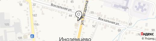 Металл-маркет на карте Железноводска