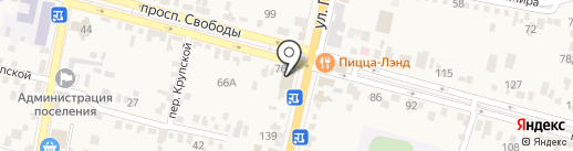 Ломбард Димакс на карте Железноводска