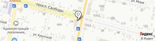 Ювелирная мастерская на карте Железноводска