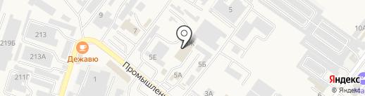 ROSSKO на карте Железноводска