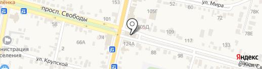 Центр стоматологии на карте Железноводска