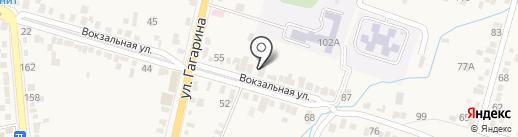 Церковь Христиан Адвентистов Седьмого Дня на карте Железноводска