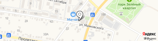 1000 мелочей на карте Железноводска