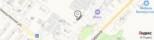 Металлобаза на карте Железноводска