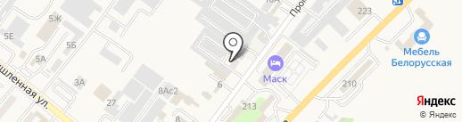 Производственная компания на карте Железноводска