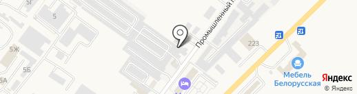 ЭЛЕКТРОЩИТ на карте Железноводска