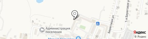 Аптека на карте Анджиевского