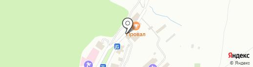 Фитоприбор на карте Пятигорска