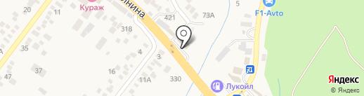 СтеклоТонСервис на карте Пятигорска