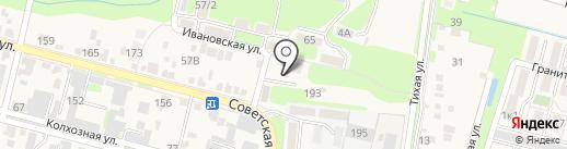 Минераловодская районная ветеринарная станция по борьбе с болезнями животных на карте Железноводска