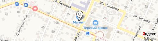 Eva на карте Горячеводского