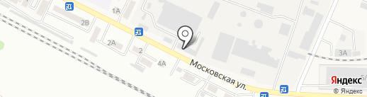 Ставропольский пивоваренный завод на карте Минеральных Вод