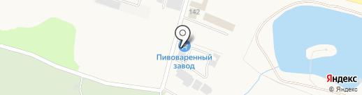 Пятигорский пивоваренный завод на карте Железноводска