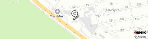 Автостекольщик.рф на карте Пятигорска