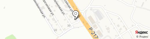 Центр садово-парковой архитектуры на карте Железноводска