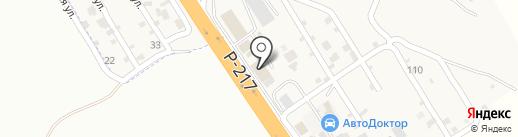 Юг-КомАвтоТранс на карте Железноводска