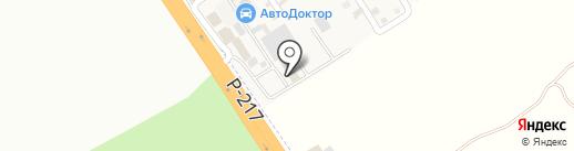 Renostart на карте Железноводска