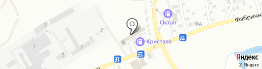 Мастер Гросс на карте Пятигорска