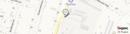 Стройспецсервис на карте Первомайского