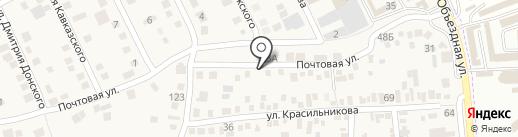 Бухгалтерская компания на карте Горячеводского
