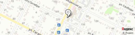 Русская страховая транспортная компания на карте Минеральных Вод